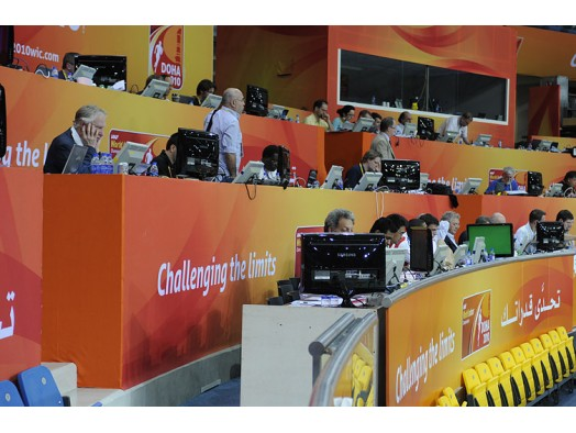 IAAF World Indoor Championships Doha 2010